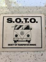 SOTO Decal
