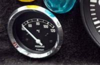 Motometer Oil Temp Gauge Celsius 40-120 Range