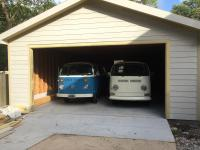 Two Bays in the Garage