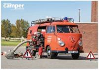 1966 VW Type 2 Feuerwehr Kastenwagen - Weselberg, DE