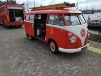 VW T1 firetrucks