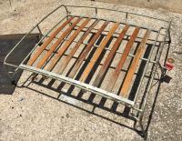 OG BeKoWa 9 slat sunroof rack