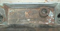 Brake Reservoir Shelf