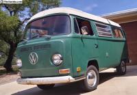1970 SO-69 Stockholm Velvet Green second owner