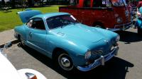 "a total of 5 Ghia Coupes at ""Camp & Shine"" Lakeport, CA Sat. June 16th, 2018"