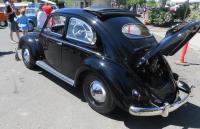 "Award Winning rare 1953 RHD Bug at ""Camp & Shine"" Lakeport, CA Sat. June 16th, 2018"