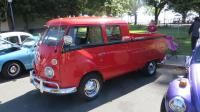 "Split-Window Double Cab at ""Camp & Shine"" Lakeport, CA Sat. June 16th, 2018"