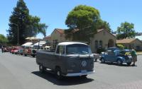 "Bay Window Single Cab at ""Camp & Shine"" Lakeport, CA Sat. June 16th, 2018"
