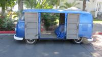 "Total of two double-door Split Bus Panels at ""Camp & Shine"" Lakeport, CA Sat. June 16th, 2018"