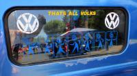 "Total of two double-door Split Bus Panels at ""Camp & Shine"" Lakeport, CA Sat. June 16th, 2018"