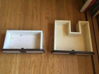 Comparison of Vanagon drawers