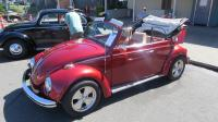 "Bug Convertible at ""Camp & Shine"" Lakeport, CA Sat. June 16th, 2018"