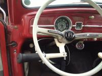 Hand Controls in a 1964 Beetle