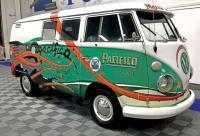 Pacifico Beer bus
