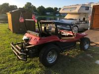 My 62 Manx Clone Buggy