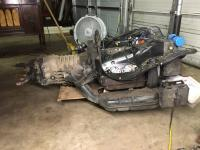 Engine and Transmission Removal