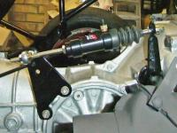 Hydraulic Clutch Slave Mount