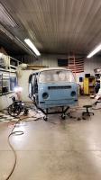 Rust restoration