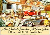 Aircooled Invasion at Iona Days