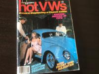 June 1984 Hot VW's cover car.