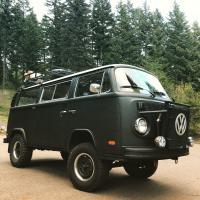 VW baywindow-v6 Baja