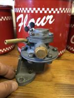 Fuel pump rebuild