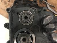 Transmission disassembly