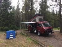 Teton trip report