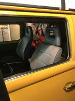 Vanagon seats in early 76 bay