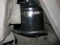 Subaru charcoal canister