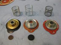 Rebuild Fuel Pump-Small Diaphragm