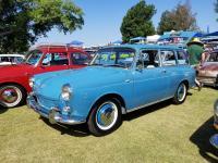Gulf Blue 1963 Squareback