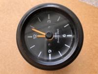 VDO Cockpit quartz clock (centre adjustment) straight hands