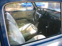 1966 Fastback VW Blue