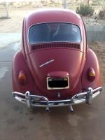 1967 Beetle Ruby Red