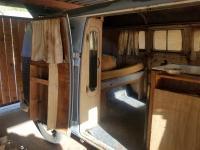 1961 Panel Camper conversion W/T