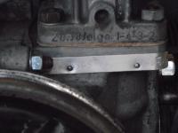 Vege/ATE engine number tag