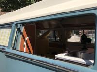 Jalousie windows on a 1970 Riviera