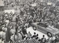 1955 Karmann Ghia