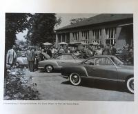 Press launch of the Karmann Ghia, July 14th 1955