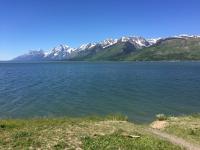 Teton trip