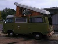 1977 Sage Green Westfalia