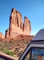 Van travels: MN ---> UT ---> MN
