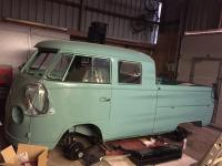 63 Turkis double cab