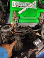 1999 Fusible links location Eurovan VR6