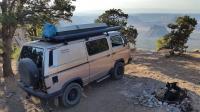Porcupine Rim campground