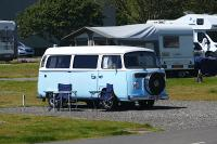 Nice Bay window Camper, Stonehaven, Scotland