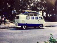 Bus in India 1972