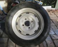 Karmann Ghia wide wheels