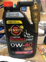 Penrite 10tenths Premium Zero Engine Oil